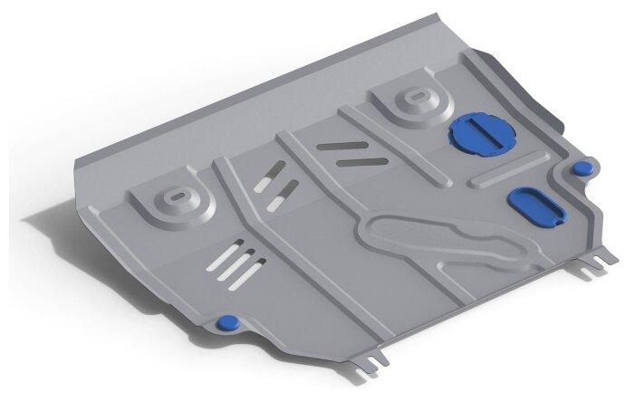 Защита картера двигателя и коробки передач RIVAL 333.3206.1 для Lexus