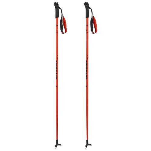 Лыжные палки ATOMIC Pro Jr red/black 110 2020-2021 палки для горных лыж fischer rc4 pro jr 2018 2019 70 black