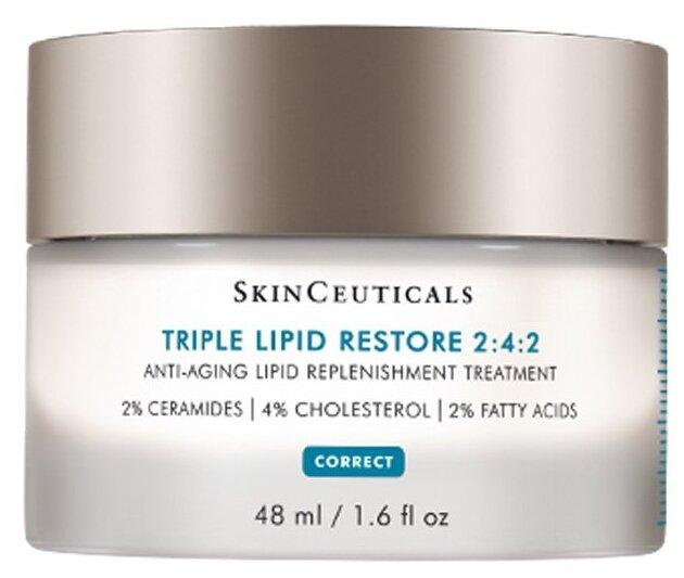 SkinCeuticals Triple Lipid Restore 2:4:2 Липидовосполняющий крем для лица — цены на Яндекс.Маркете