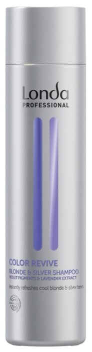 Londa Professional шампунь Color Revive Blond & Silver