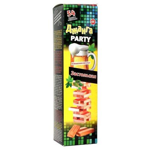 Настольная игра Задира-Плюс Джанга Party Застольная