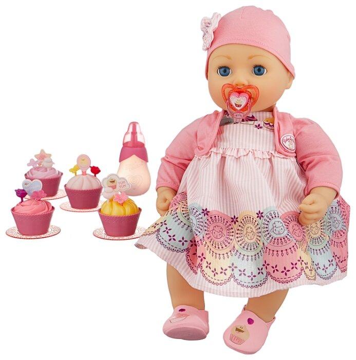 Интерактивная кукла Zapf Creation Baby Anabelle Праздничная 43 см 700-600