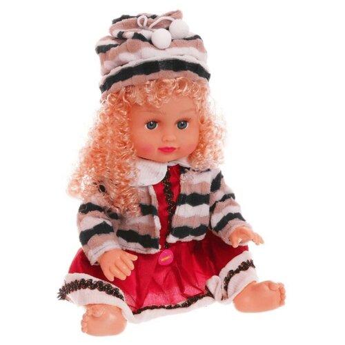 Купить Интерактивная кукла Play Smart Алина в шапочке, 27 см, 5062, Куклы и пупсы