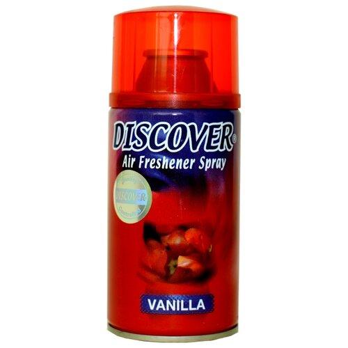 Discover сменный баллон Vanilla, 320 мл discover сменный баллон lilac 320 мл 1 шт