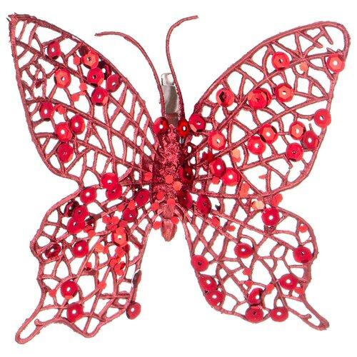 Изделие декоративное бабочка 12х12 см Lefard (535-306)