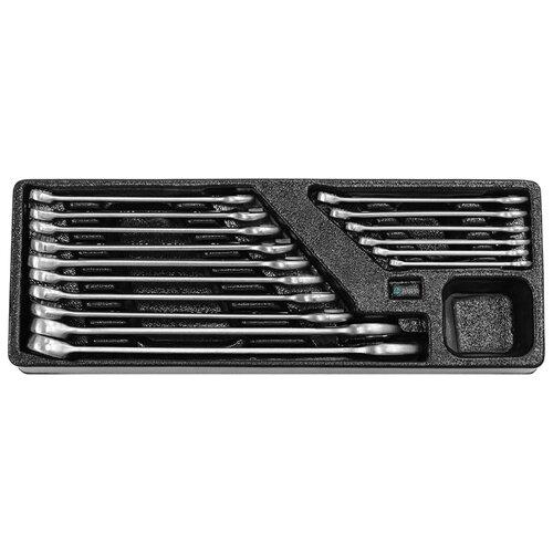 Набор гаечных ключей AIST (16 предм.) 0-0010216V набор комбинированных гаечных ключей 10 шт aist 11110 8 22 мм