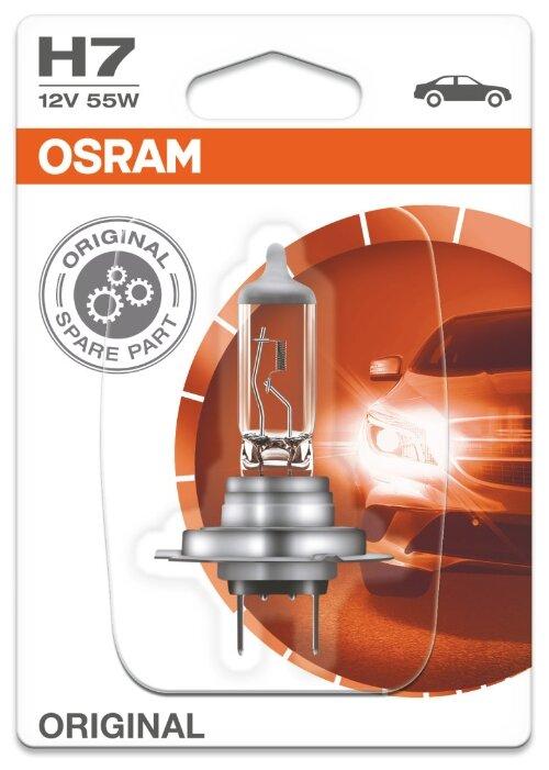 Лампа автомобильная Philips Vision Premium Н7 12v 55w