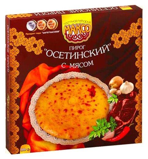 МАКСО Пирог Осетинский с мясом, 500 г