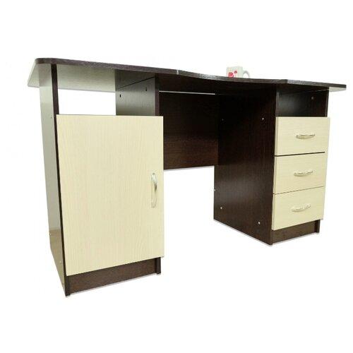 Письменный стол Олимп Олимп 2-х