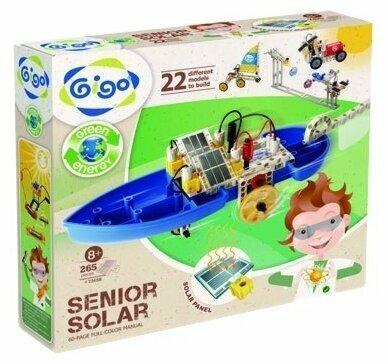 Конструктор Gigo Green Energy 7345R-CN Senior Solar фото 1