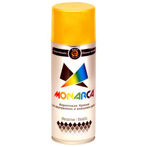 Краска Eastbrand Monarca металлик яркое золото 520 мл