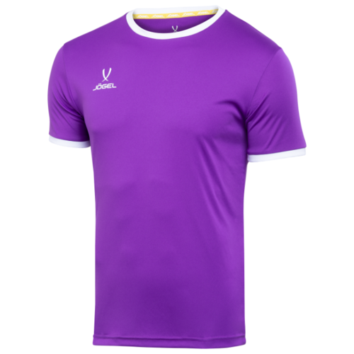 Купить Футболка Jogel размер YL, фиолетовый/белый, Футболки и топы