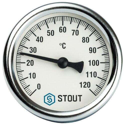 Термометр STOUT SIM-0001-635015 серебристый