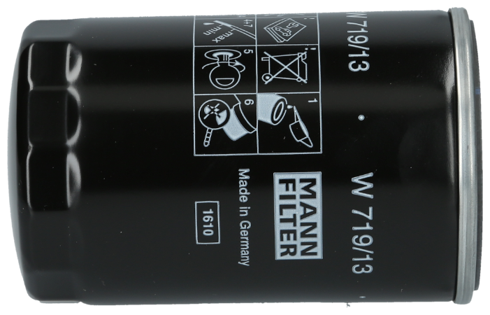 Масляный фильтр MANNFILTER W719/13