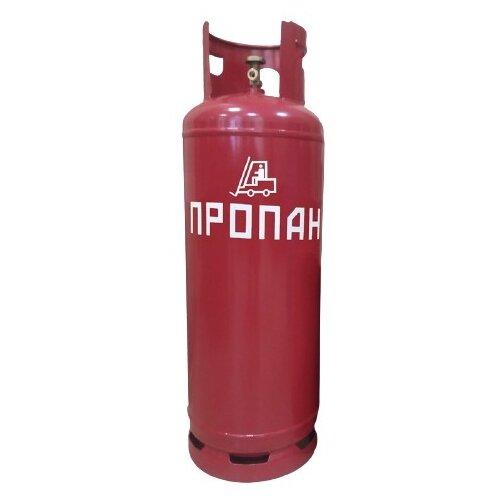 Газовый баллон стальной NOVOGAS 46 л для погрузчика 46 л