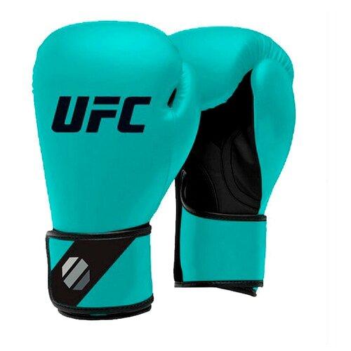 Фото - Боксерские перчатки UFC Sparring 6-16 oz голубой 16 oz боксерские перчатки ufc sparring 6 16 oz желтый 12 oz