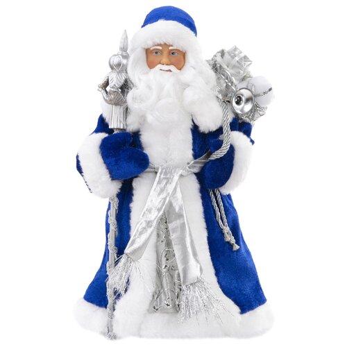 Фигурка Феникс Present Дед Мороз 30,5 см синий