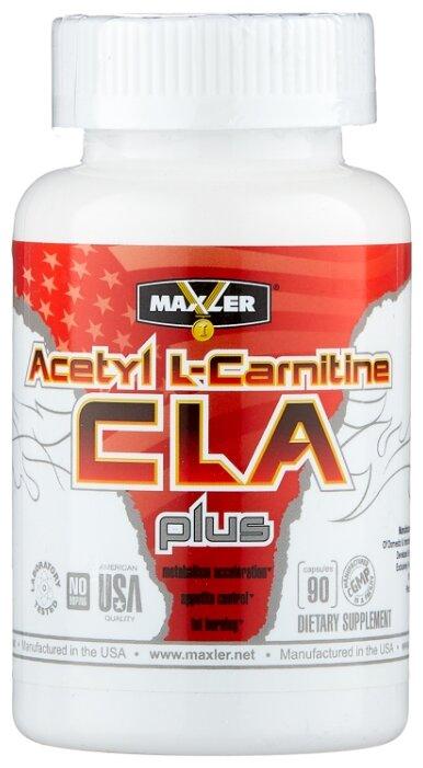 Acetyl L-Carnitine CLA Plus (90 капс), Maxler