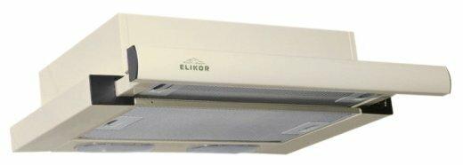 Встраиваемая вытяжка ELIKOR Интегра 50 крем