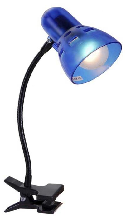 Купить Настольная лампа Globo Lighting CLIP 54851, 40 Вт по низкой цене с доставкой из Яндекс.Маркета