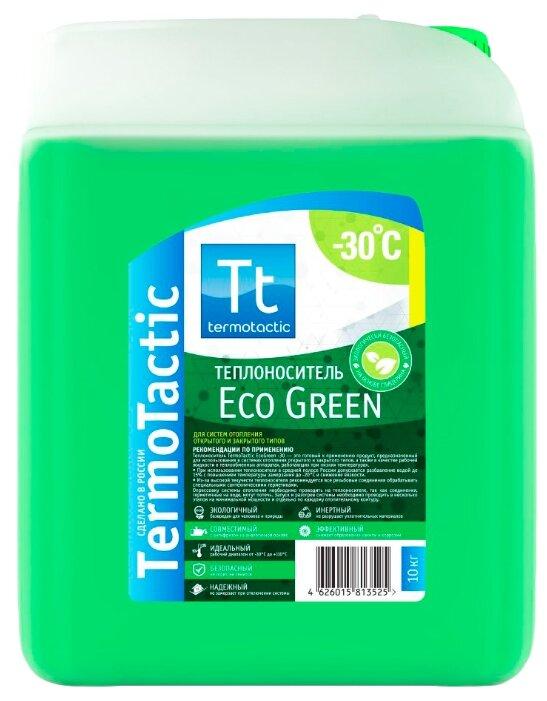 Теплоноситель глицерин TermoTactic EcoGreen - 30°