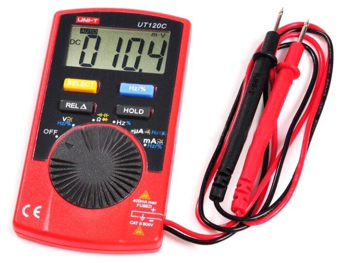 Мультиметр цифровой UNI T UT120C
