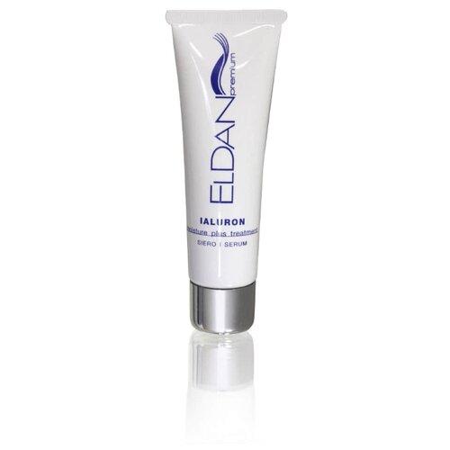 Eldan Cosmetics Ialuron Moisture Plus Treatment Serum Сыворотка-флюид с гиалуроновой кислотой для лица, 30 мл