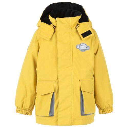 Купить Парка KERRY размер 110, 00112 желтый, Куртки и пуховики