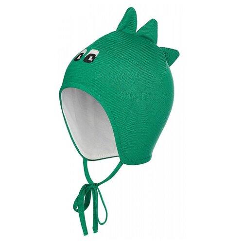 Фото - Шапка Oldos размер 46-48, зеленый куртка oldos гари ass201rjk04 размер 110 зеленый