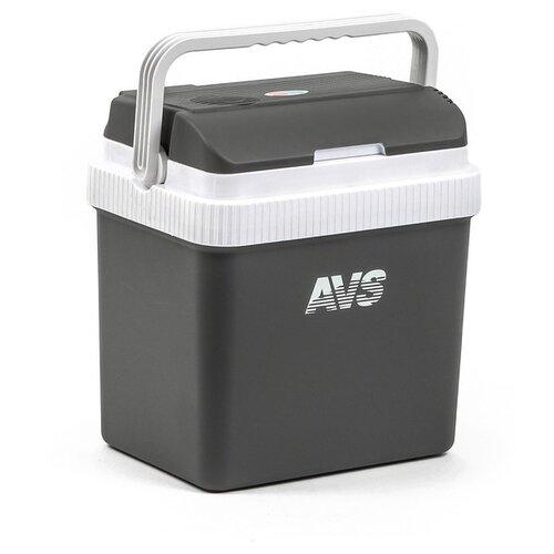 Автомобильный холодильник AVS CC-24NB серый цена 2017