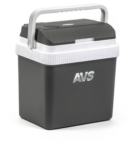 Автомобильный холодильник AVS CC-24NB серый