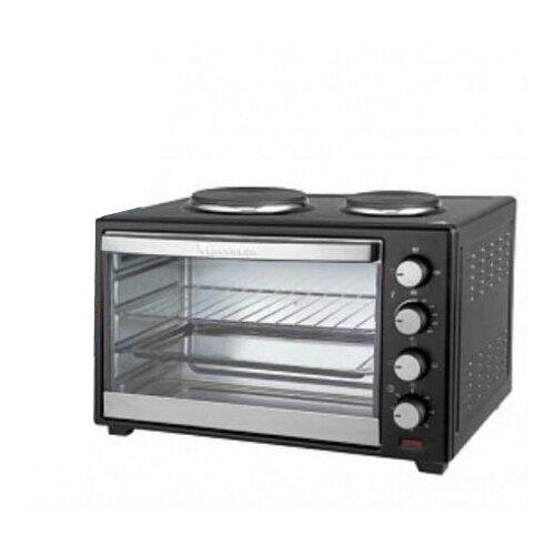 Мини-печь Чудесница ЭД-045K черный жарочный шкаф чудесница эд 050a
