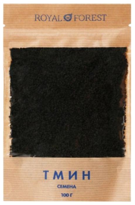 Семена тмина ROYAL FOREST черного 100 г