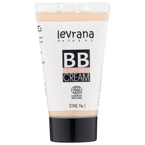 Фото - Levrana BB крем, SPF 15, 30 мл, оттенок: тон 01 витэкс bb крем тонирующий уход spf 15 30 мл оттенок 51 natural