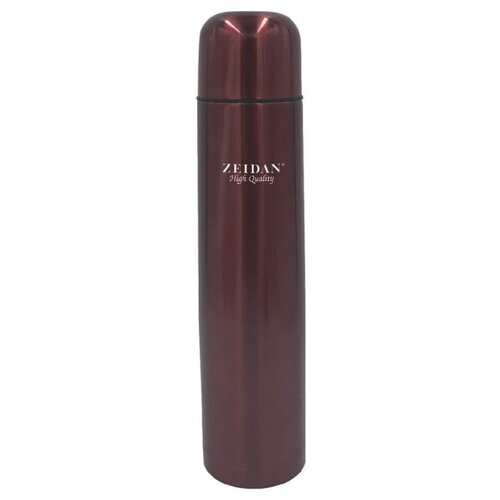 Классический термос Zeidan Z9053, 1 л красный