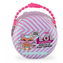 Кукла-сюрприз MGA Entertainment в шаре LOL Surprise Ooh La La Baby Surprise LIL Bon Bon, 562498
