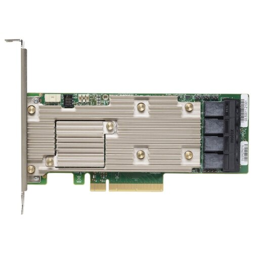 SAS/SATA RAID контроллер Lenovo 7Y37A01085 зеленый