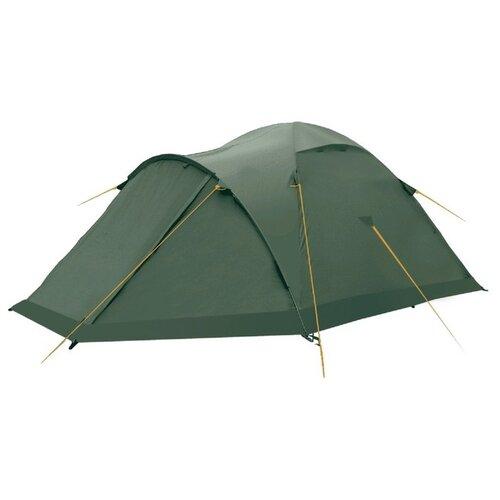 Палатка Btrace Talweg 2+ зеленый палатка btrace talweg 2 зеленый