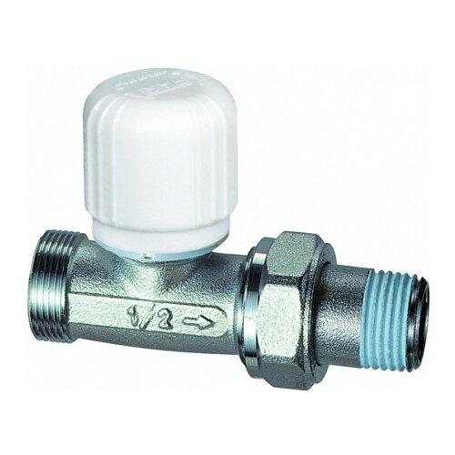 Фото - Запорный клапан FAR FT 1630 муфтовый (НР/НР), латунь, для радиаторов Ду 15 (1/2) запорный клапан far ft 1616 муфтовый нр нр латунь для радиаторов ду 15 1 2