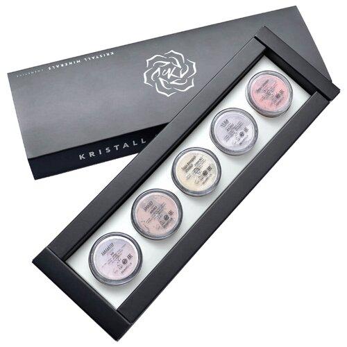 Kristall Minerals Набор миниатюр для лица Пленительный образ