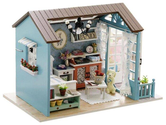 Купить Кукольный домик ZQW09 по низкой цене с доставкой из Яндекс.Маркета (бывший Беру)
