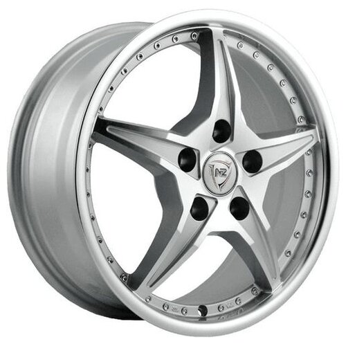 Фото - Колесный диск NZ Wheels SH657 6.5x16/4x100 D54.1 ET52 SF колесный диск nz wheels sh657 6 5x16 5x112 d57 1 et33 sf