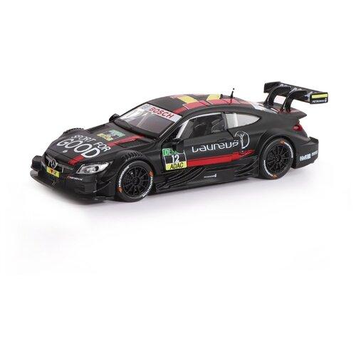 Фото - Легковой автомобиль Автопанорама Машинка металлическая 1:32 Mercedes-AMG C 63 DTM (JB1200187) 1:32 черный машинка wincars mercedes amg c63 dtm 1 24 на р у