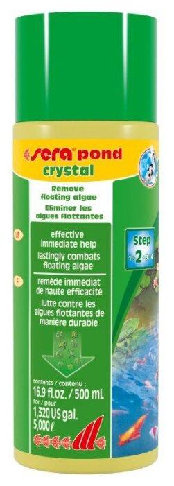 Жидкость для водоема Sera Pond crystal