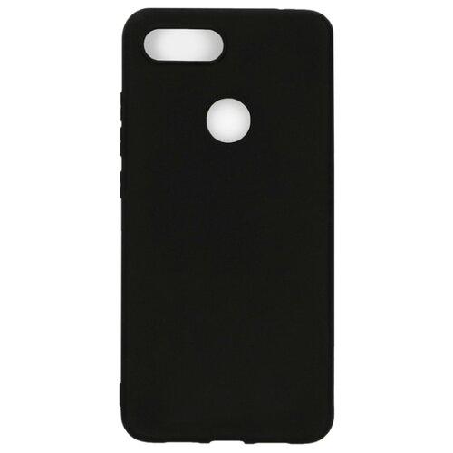 Чехол-накладка LuxCase TPU для Xiaomi Mi8 Lite черный
