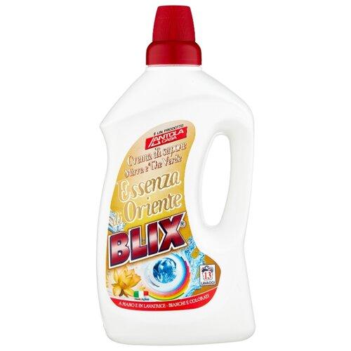 Жидкость для стирки Blix Восточно-азиатские ароматы с кондиционером 1 л бутылка средство для стирки с кондиционером двойной эффект hanbok 1 5 л