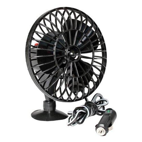 Автомобильный вентилятор Airline ACF-12-01, черный