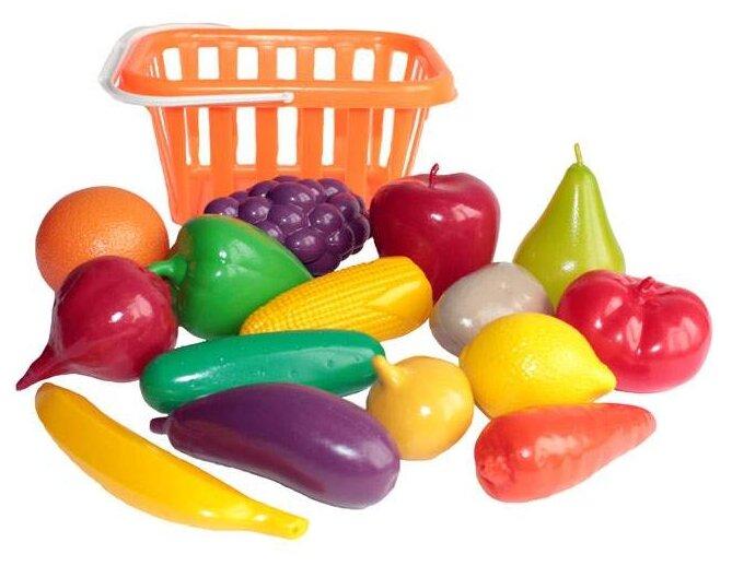 Набор продуктов Совтехстром Фрукты и овощи У758