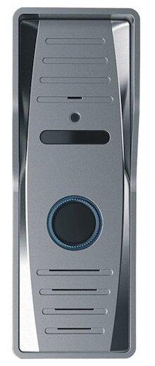 Вызывная (звонковая) панель на дверь Slinex ML-15HR серебро