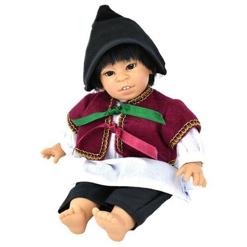 Кукла Lamagik Джестито мальчик китаец, 28 см, 11000G